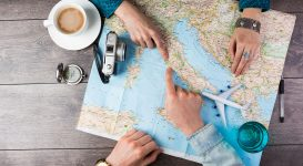 Tips for Traveling with Rheumatoid Arthritis
